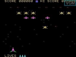 Image in-game du jeu Phaid sur Memotech MTX 512