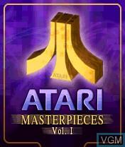 Image de l'ecran titre du jeu Atari Masterpieces Vol. I sur Nokia N-Gage