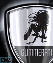 Image de l'ecran titre du jeu Glimmerati sur Nokia N-Gage