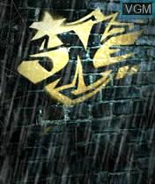 Image de l'ecran titre du jeu One sur Nokia N-Gage