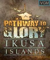 Image de l'ecran titre du jeu Pathway to Glory - Ikusa Islands sur Nokia N-Gage