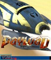 Image de l'ecran titre du jeu Payload sur Nokia N-Gage