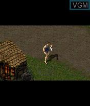 Image du menu du jeu Requiem of Hell sur Nokia N-Gage