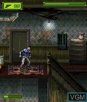 Image in-game du jeu Tom Clancy's Splinter Cell Team Stealth Action sur Nokia N-Gage