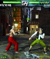 Image in-game du jeu One sur Nokia N-Gage