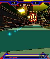 Image in-game du jeu System Rush sur Nokia N-Gage