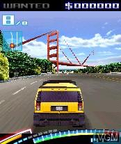 Image in-game du jeu Asphalt - Urban GT 2 sur Nokia N-Gage
