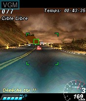 Image in-game du jeu Asphalt - Urban GT sur Nokia N-Gage