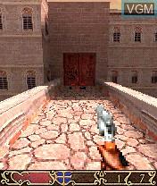 Image in-game du jeu Ashen sur Nokia N-Gage
