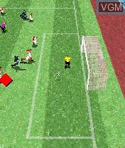 Image in-game du jeu FIFA Football 2004 sur Nokia N-Gage