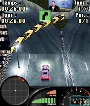 Image in-game du jeu Glimmerati sur Nokia N-Gage