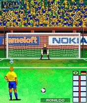 Image in-game du jeu Marcel Desailly Pro Soccer sur Nokia N-Gage