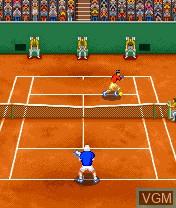 Image in-game du jeu Virtua Tennis sur Nokia N-Gage