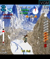 Image in-game du jeu SSX Out of Bounds sur Nokia N-Gage