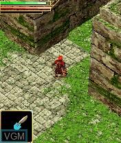 Image in-game du jeu Xanadu Next sur Nokia N-Gage
