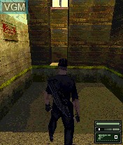 Image in-game du jeu Tom Clancy's Splinter Cell Chaos Theory sur Nokia N-Gage