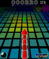 Image in-game du jeu Snakes sur Nokia N-Gage