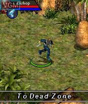Image in-game du jeu X-Men Legends II - Rise of Apocalypse sur Nokia N-Gage