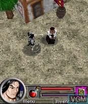 Image in-game du jeu Barakel - The Fallen Angel sur Nokia N-Gage