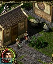 Image in-game du jeu Sango sur Nokia N-Gage