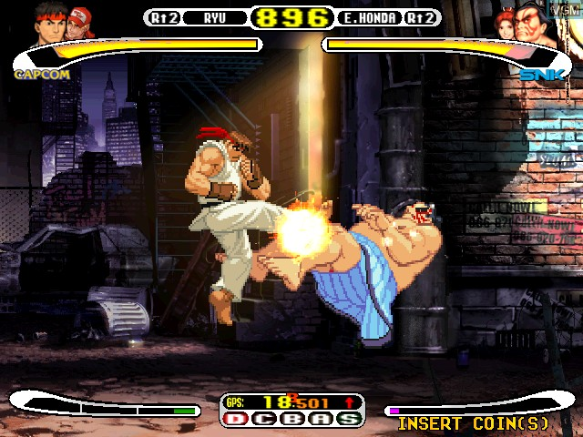 Capcom Vs. SNK - Millennium Fight 2000