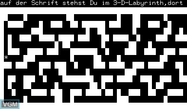 3D-Labyrinth