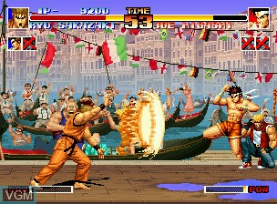 King of Fighters '94, The