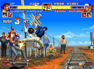 King of Fighters '96, The