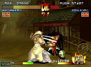 Samurai Spirits - Zankurou Musouken