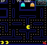 Image du menu du jeu Pac-Man sur SNK NeoGeo Pocket
