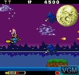 Image in-game du jeu Cotton - Fantastic Night Dreams sur SNK NeoGeo Pocket