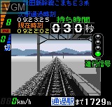 Image in-game du jeu Densha De GO! 2 sur SNK NeoGeo Pocket