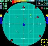 Image in-game du jeu Dive Alert - Rebecca Version sur SNK NeoGeo Pocket