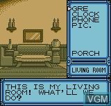 Image in-game du jeu Evolution - Eternal Dungeons sur SNK NeoGeo Pocket