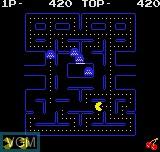 Image in-game du jeu Pac-Man sur SNK NeoGeo Pocket