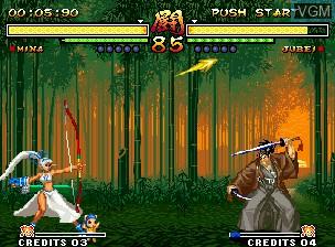 Samurai Shodown V