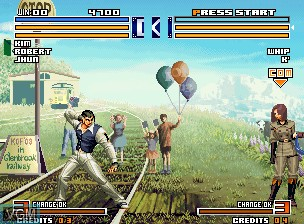 King of Fighters 2003, The