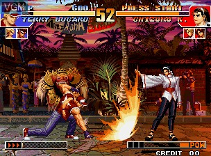 King of Fighters '97, The