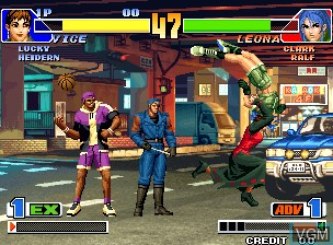 King of Fighters '98, The - The Slugfest / King of Fighters '98 - dream match never ends