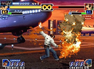King of Fighters '99, The - Millennium Battle