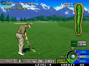 Neo Turf Masters / Big Tournament Golf