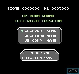 Image du menu du jeu 10000000-in-1 sur Nintendo NES