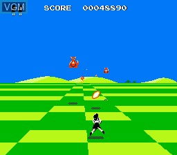 Image in-game du jeu Attack Animal Gakuen sur Nintendo NES