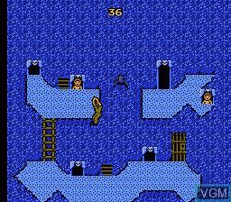Image in-game du jeu Indiana Jones and the Temple of Doom sur Nintendo NES