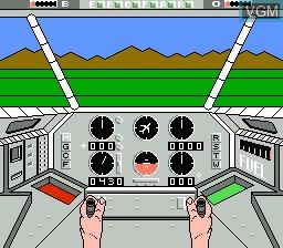 Image in-game du jeu Infiltrator sur Nintendo NES
