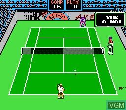 Rad Racket - Deluxe Tennis II