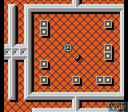 Image in-game du jeu Titan sur Nintendo NES