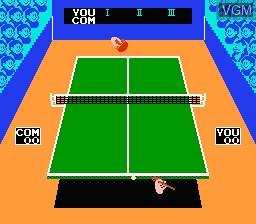 Image in-game du jeu 11-in-1 Ball Games sur Nintendo NES