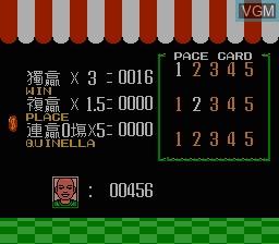 Image in-game du jeu 1991 Du Ma Racing sur Nintendo NES