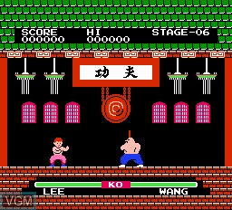 Image in-game du jeu 1200-in-1 sur Nintendo NES